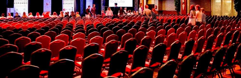 Organiseren van een congres