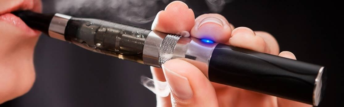 E-sigaret opties