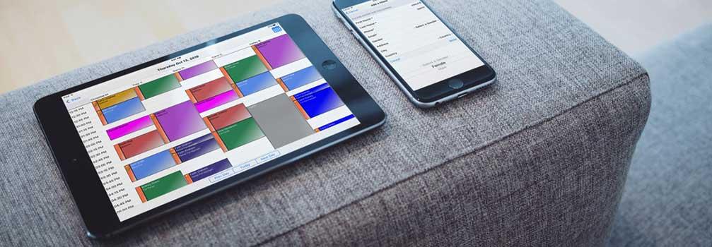 Smartphone en tablet