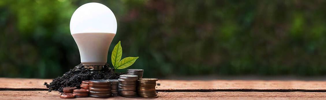 Geld besparen energie