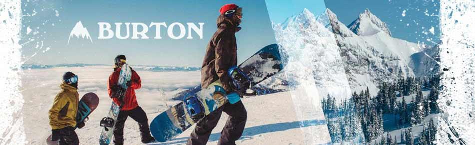 Snowboard types