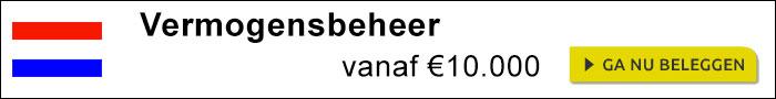 Vermogensbeheer vanaf 10.000 euro